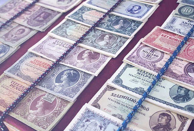 Vente aux enchères Sagy 95450 - Collection billets de banque